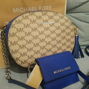 New set wallet+bag special edition kors studio